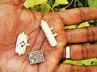 Les amulettes