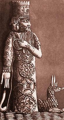 Marduk, Dieu protecteur de Babylone