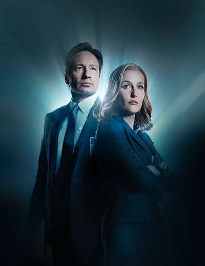 Mulder et Scully