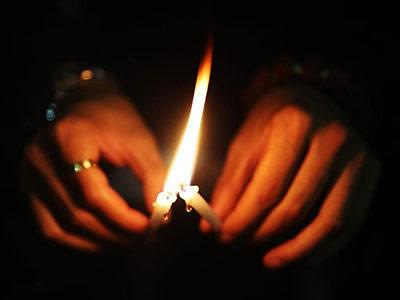 Allumer des bougies