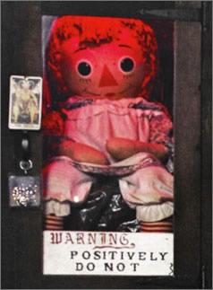 Annabelle la poupée