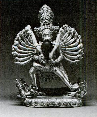Art tibétain