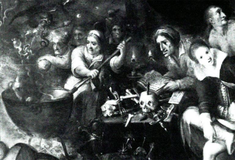 Une assemblée de sorcières