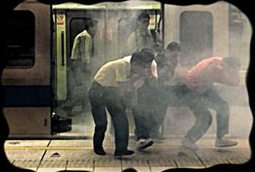 Attentat gaz sarin Tokyo 1995