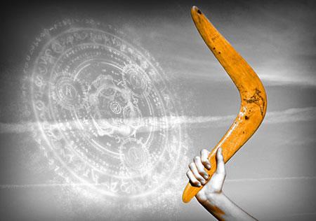 Effet boomerang