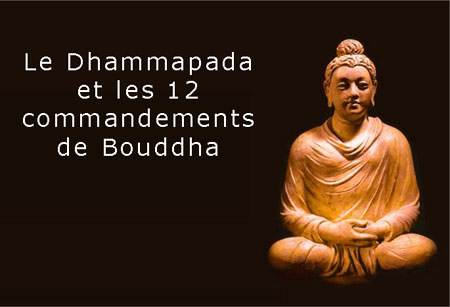 Les commandements de Bouddha