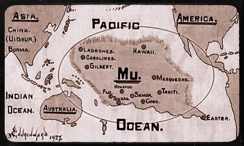 Continent Mu