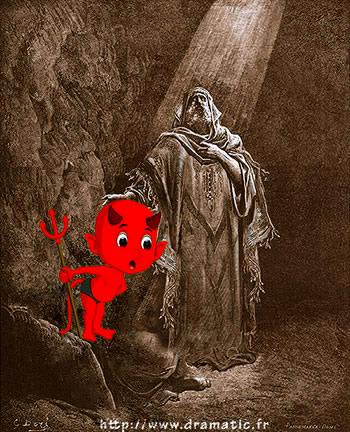 Contrôler Satan