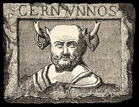 Dieu celte Cernunnos