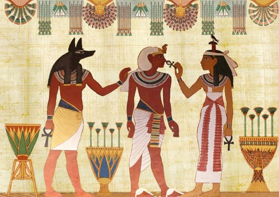 Dieux Egyptiens