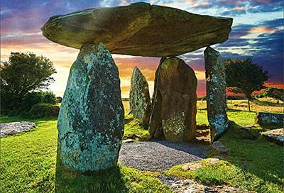 Dolmens celtes