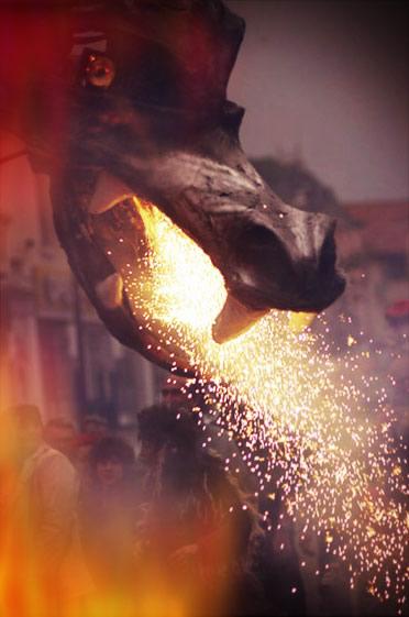 Divinité dragon