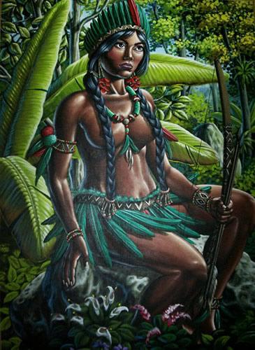 Les esprits de l'Umbanda