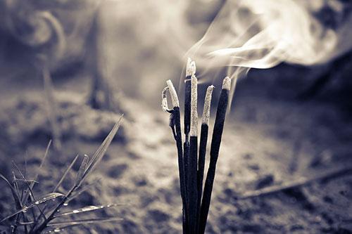 Faire bruler de l'encens