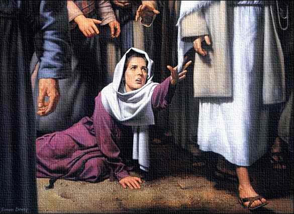 Роль женщины в библейском Писании драматична