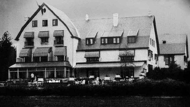 Hotel Bilderberg 1954