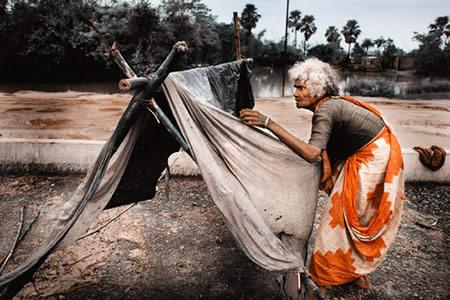 Intouchable en Inde