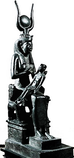 Isis et Horus