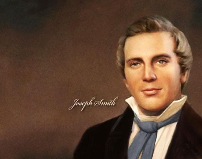 Portrait de Joseph Smith