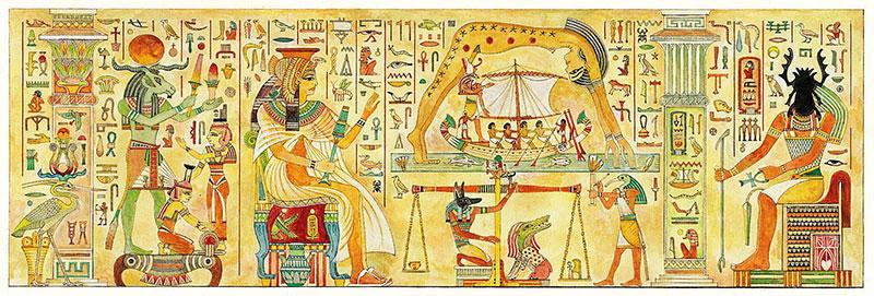 Les Dieux de l'Egypte Antique