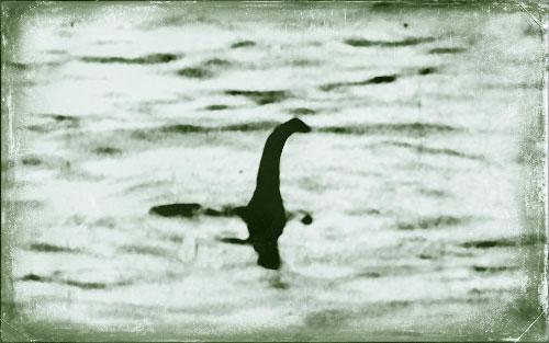 Photo du Monstre du Loch Ness