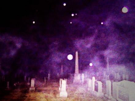 Сферы, эти паранормальные шары света, драматичны