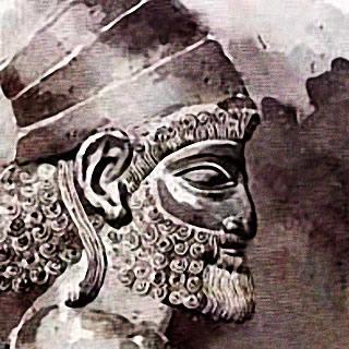 Ормазд и Ариман, сыновья персидского бога времени, драматичны