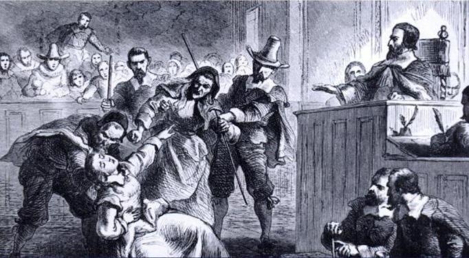 Procès pour sorcellerie à Salem