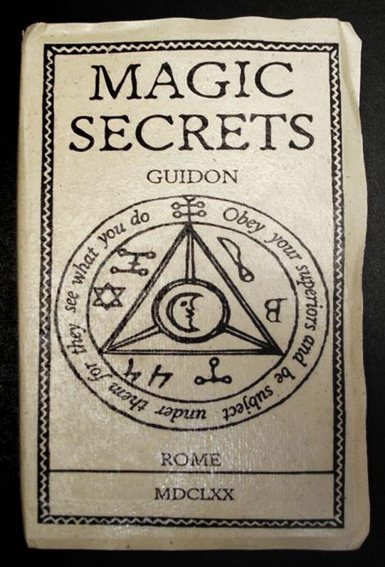 Secrets de magie