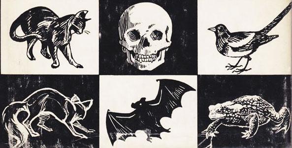 Les symboles de la sorcellerie
