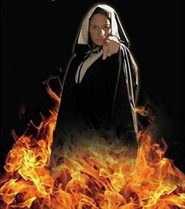 illustration Accusations de sorcellerie à Salem