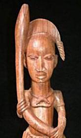 Statue d'Ogoun