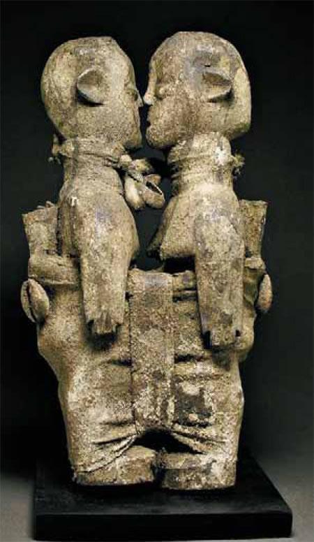 Statuettes amoureuses