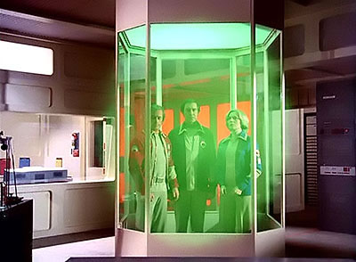 Téléportation Cosmos 1999