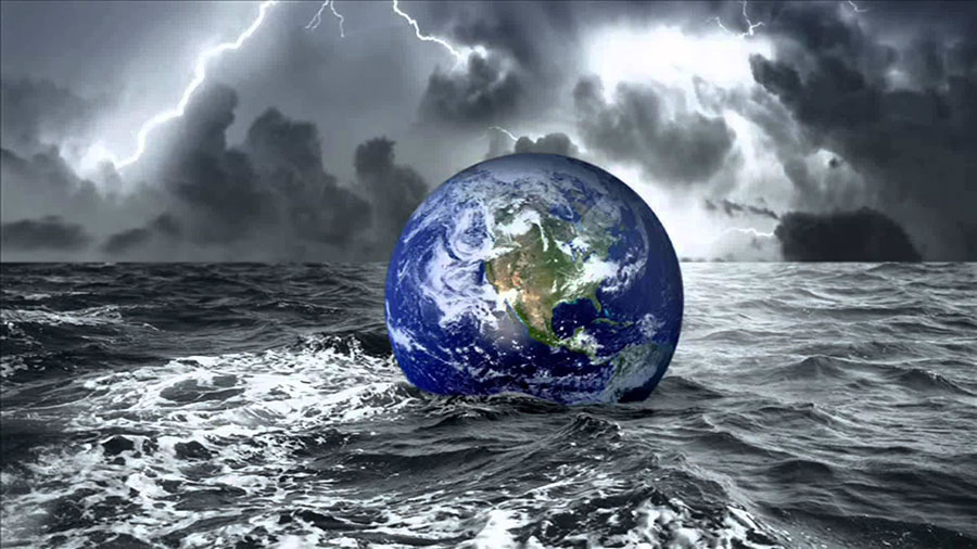 Magie Elémentale, les éléments, la Terre, l'Eau, les éclairs, le vent