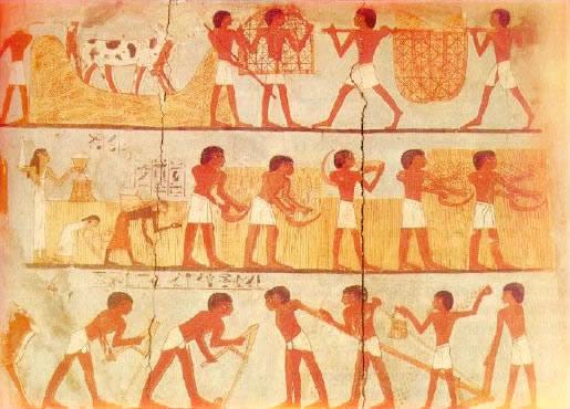 Civilisation Egyptienne