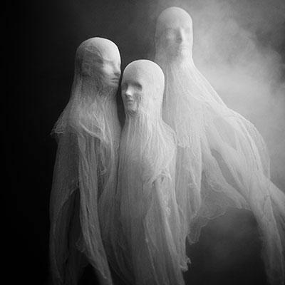 Чтобы знать, если ваш дом преследует призрак, это драматично