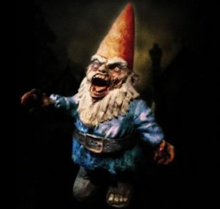 Un méchant gnome