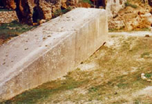 Les pierres de Baalbek