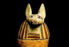 Les Dieux animaux de l'Égypte