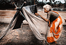 La caste des Intouchables en Inde