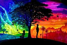 Genèse 2 - Le Jardin d'Eden : un élevage