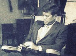 John F. Kennedy et les sociétés secrètes